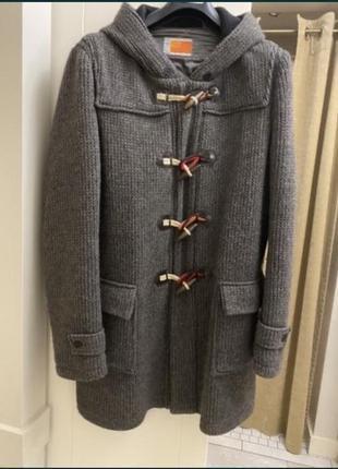 Мужское пальто в стиле casual
