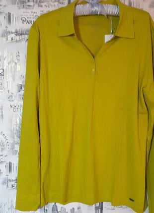 Лонгслив, блуза, uk 20, s.oliver
