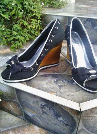 Стильные туфли guess (оригинал)