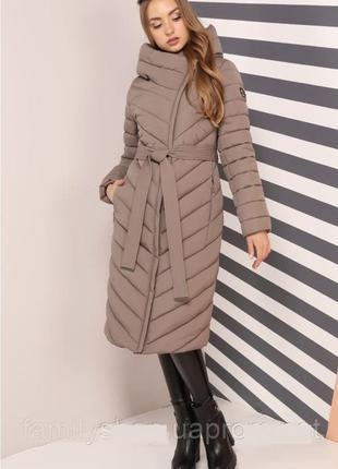 Теплое, стильное пальто