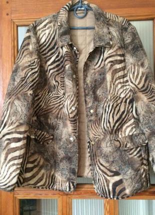 Немецкая стеганая куртка baslet 54