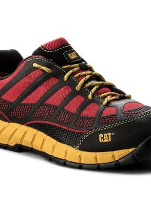 Ботинки кроссовки кеды cat caterpillar streamline composite toe s1p safety trainers