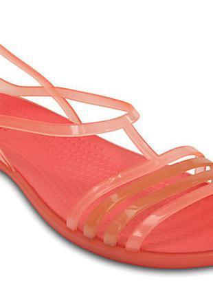 Кроксы crocs isabella sandal. оригинал