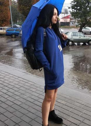 Женские спортивные платья флис