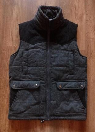 Безрукавка куртка topman