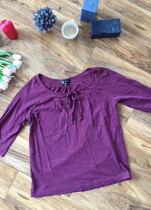 Красива кофтинка з четвертним рукавом, модного кольору) розмір вказаний 36\38