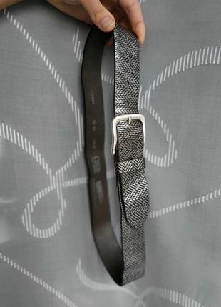 Кожаный женский ремень bernd gotz made in germany real leather