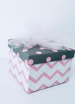 Подарочная коробка нежность