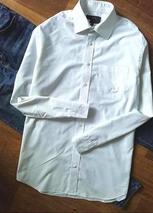💣хит продаж! белая рубашка оверзайз с карманом, сорочка, блузка, бойфренд, прямая