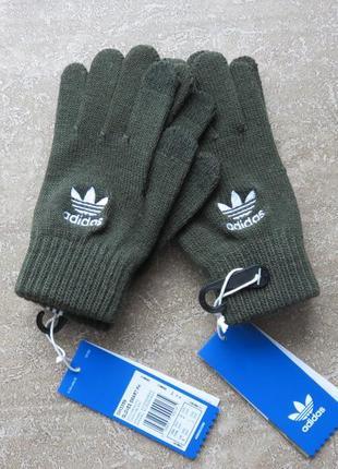 Перчатки зимние adidas для мальчиков размер 2xs