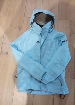 Куртка вітровка helly hansen
