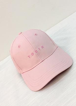 Трендовай кепка бейсболка в стиле instagram с надписью