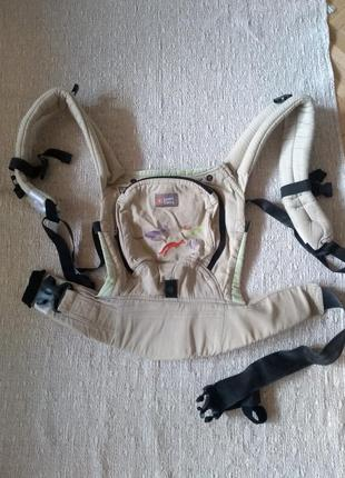 Эрго рюкзак, переноска детская, кенгурушка.