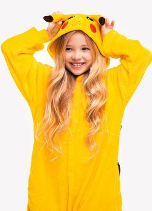 Пижама кигуруми пикачу кингуруми/ піжама кігурумі пікачу детские и взрослые