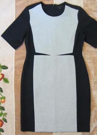 Деловое платье футляр cos размер 44 евро xl/xxl