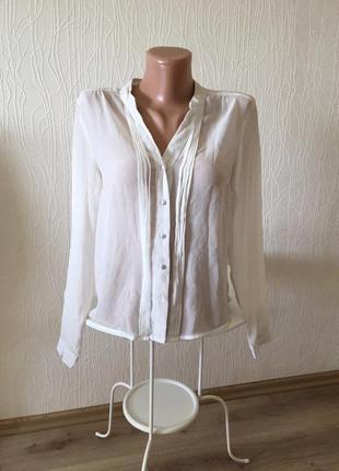 Блуза шифоновая блузка vero moda
