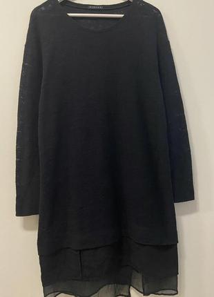 Платье sisley #1609 новое поступление 1+1=3🎁