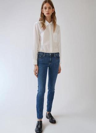 Шикарные женские джинсы люкс бренда acne studios