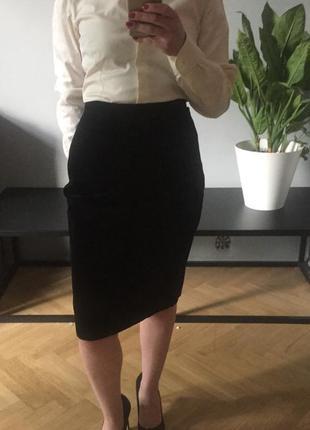 Sale !!! бархатная юбка на талию  с кружевом сзади .  супер эксклюзив !)