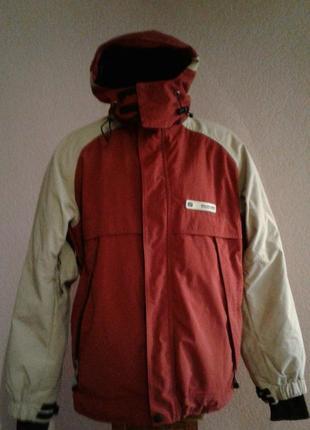 Зимняя лыжная термо куртка