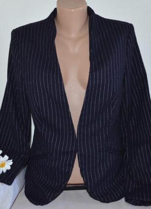 Красивый брендовый пиджак жакет блейзер h&m