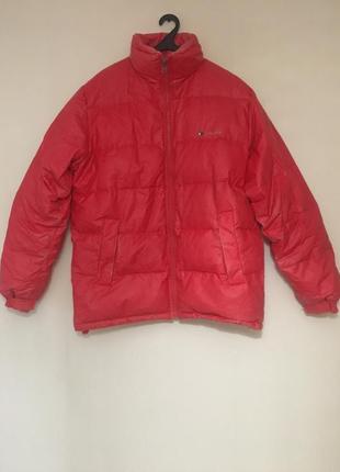 Яркая зимняя куртка #акция