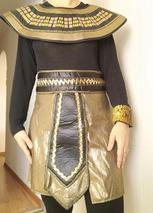 Карнавальный костюм египтян /царица египта/фараон/ клеопатра