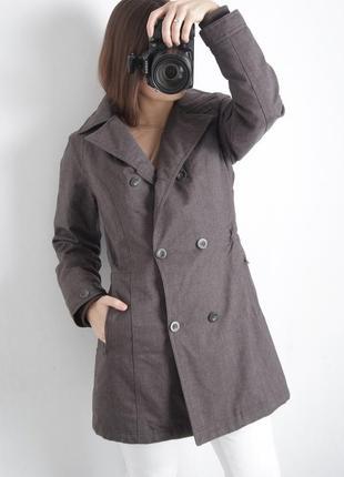 Зимняя куртка пальто the north face