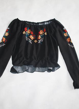 Блуза h&m, размер м-л
