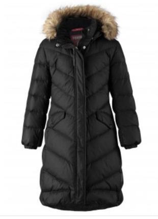 Пуховое пальто reima