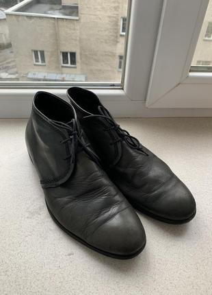 Туфли мужские кожаные vagabond intertop