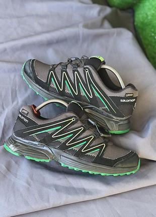 Salomon gore- tex кроссовки мужски ботинки
