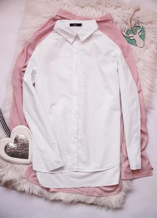 Стильная рубашка zinka размер s-m