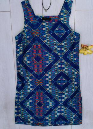 Лёгенькое винтажное платье от new look