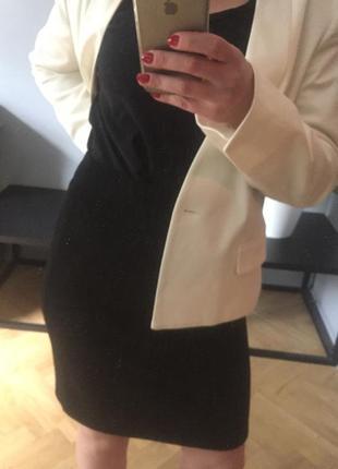 Sale !!! вязаная юбка в обтяжку из шерсти . очень крутая черная ткань