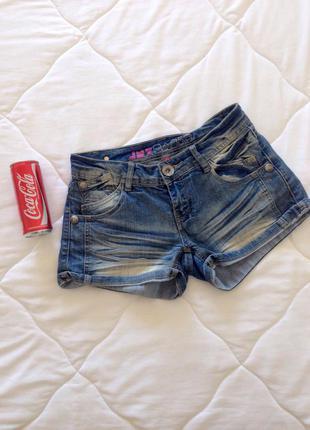 Короткие летние джинсовые шорты jennifer