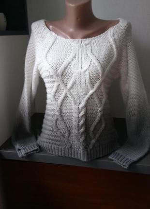 Классный свитер promod