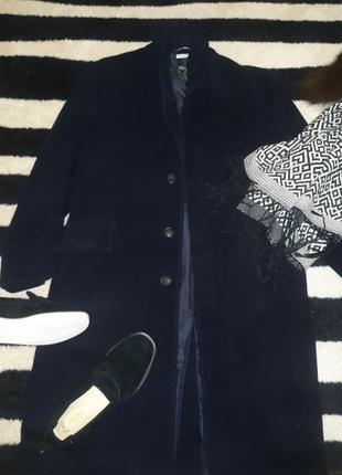 Шикарное кашемировое мужское пальто