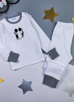Пижама на 1.5-2 года/86-92 см