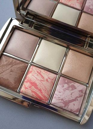 Палетка hourglass ambient lighting edit sculpture shades