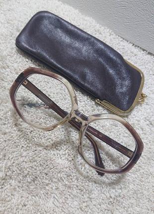 Винтажные очки оправа из германии. rodenstock.