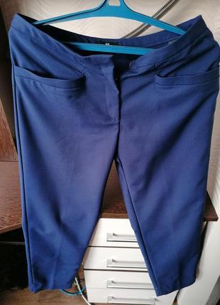 Брюки h&m (повседневные, классические штаны)
