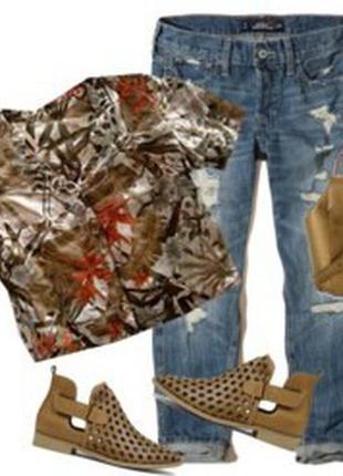 Легкая блуза размер 48-50