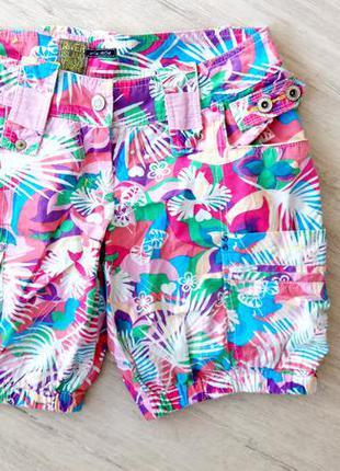 Яркие летние пляжные шорты  спортивные river island