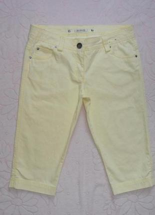 Брендовые джинсовые шорты бриджи george, 14 размер.