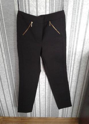 Классические брюки до косточки, щиколотки
