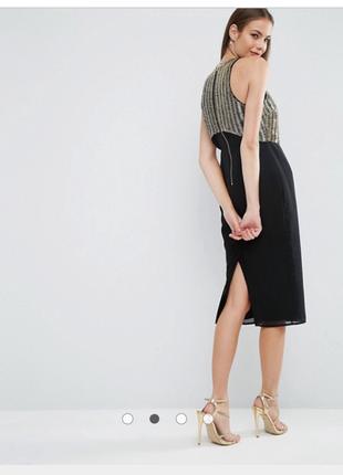 Платье футляр asos