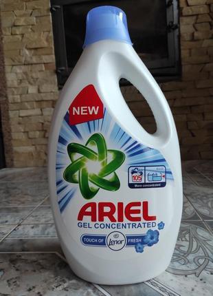 """Гель для прання """"ariel"""" 5,775л."""