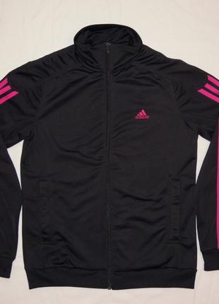 Кофта adidas спортивная олимпийка для бега занятий фитнеса nike reebok puma