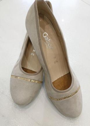 Туфли comfort gabor shoes ag, германия
